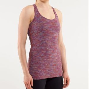 Lululemon Cool Racerback Wee Are From Space Top